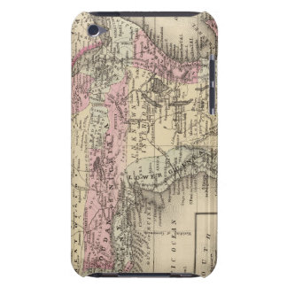 Africa St Helena Barely There iPod Covers