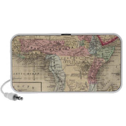 África St. Helena iPod Altavoces