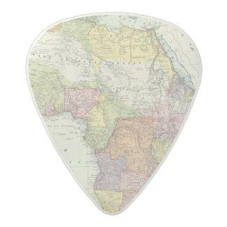 Africa, Suez Canal Acetal Guitar Pick