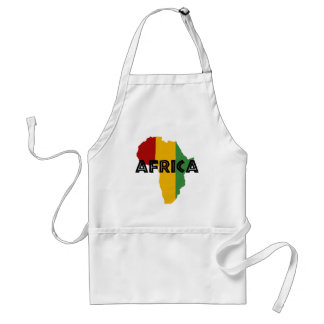 Africa take a rest cokes adult apron