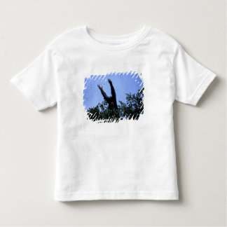Africa, Tanzania, Glitter reaches for flying Toddler T-shirt