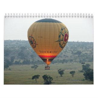 Africa: Tanzania & Kenya Calendar