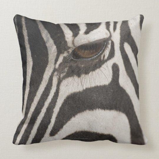 Africa, Tanzania, Ngorongoro Conservation Area Throw Pillow