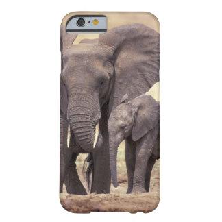 África, Tanzania, parque nacional de Tarangire. 2 Funda De iPhone 6 Barely There