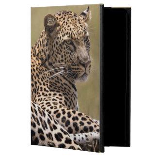Africa, Tanzania, Serengeti. Leopard iPad Air Cases