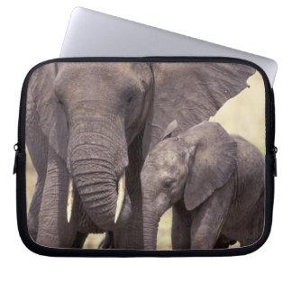 Africa, Tanzania, Tarangire National Park. 2 Laptop Sleeve