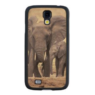 Africa, Tanzania, Tarangire National Park. 2 Carved® Maple Galaxy S4 Case