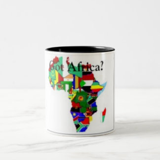 AFRICA TEACUP MUGS