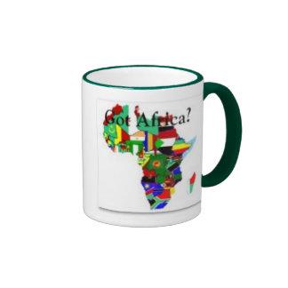 AFRICA TEACUP MUG