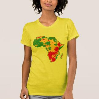 África topográfica polera