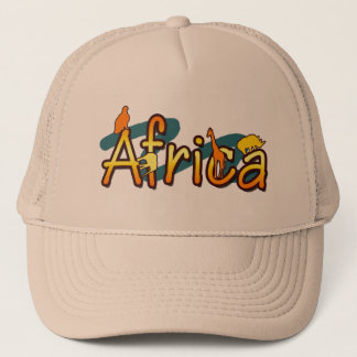 Africa trendy cool and fun design safari hats