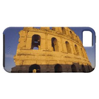 África, Túnez, EL Jem. Ruinas de 3 romanos iPhone 5 Case-Mate Funda