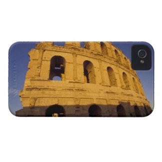 Africa, Tunisia, El Jem. Ruins of a Roman 3 iPhone 4 Cover