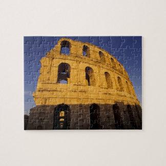 Africa, Tunisia, El Jem. Ruins of a Roman 3 Jigsaw Puzzle