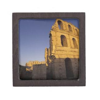 Africa, Tunisia, El Jem. Ruins of a Roman Premium Gift Box