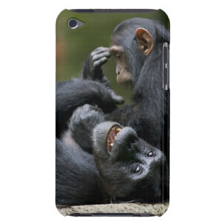 Africa, Uganda, Kibale Forest Reserve, Juvenile 2 iPod Touch Case