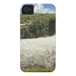 África, Uganda, las cataratas Murchison NP. El iPhone 4 Case-Mate Fundas