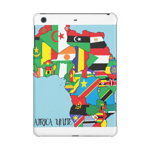 AFRICA UNITE IPAD CASE