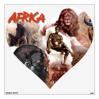 """""""AFRICA!"""" ROOM DECALS"""