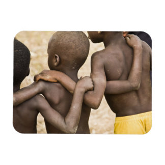 Africa, West Africa, Ghana, Yendi. Close-up shot Magnet