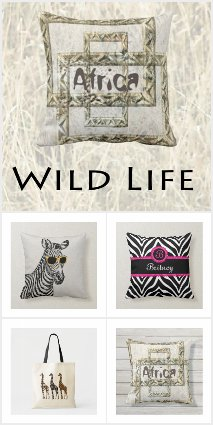 Africa wild life Decor