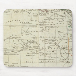 Africa, with all its kingdoms and states mousepads