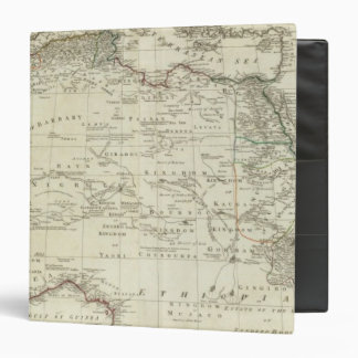 Africa, with all its kingdoms and states vinyl binders