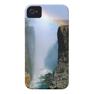 África, Zambia, parque nacional de las cataratas iPhone 4 Carcasa