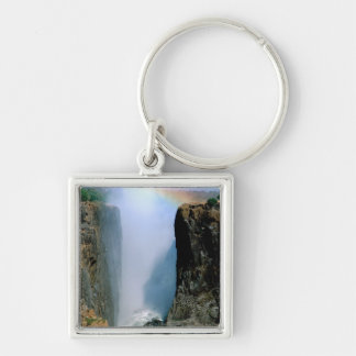Africa, Zambia, Victoria Falls National Park. Keychain