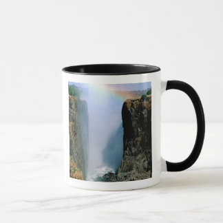 Africa, Zambia, Victoria Falls National Park. Mug