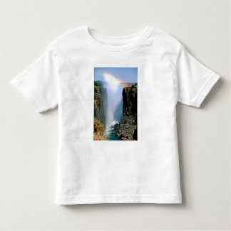 Africa, Zambia, Victoria Falls National Park. Toddler T-shirt