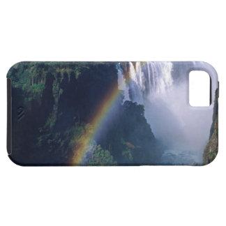 África, Zimbabwe. Las cataratas Victoria iPhone 5 Carcasas