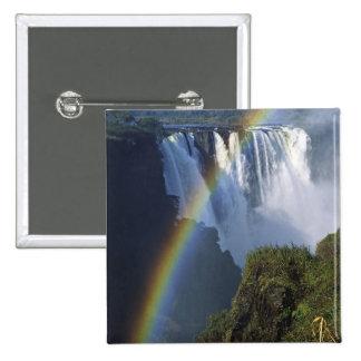 Africa, Zimbabwe, Victoria Falls Button