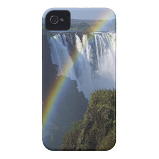 Africa, Zimbabwe, Victoria Falls iPhone 4 Case-Mate Cases