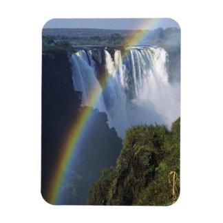 Africa, Zimbabwe, Victoria Falls Magnet