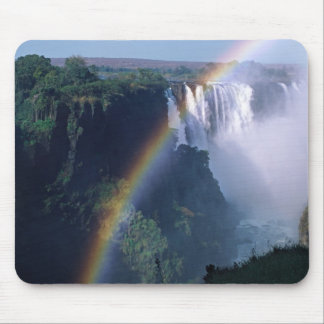 Africa, Zimbabwe. Victoria Falls Mousepads
