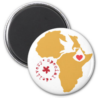African Adoption Magnets