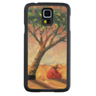 African Afternoon 2003 Carved® Maple Galaxy S5 Slim Case