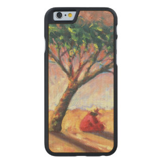 African Afternoon 2003 Carved Maple iPhone 6 Slim Case