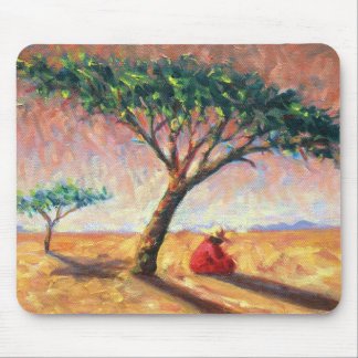 African Afternoon 2003 Mouse Pad