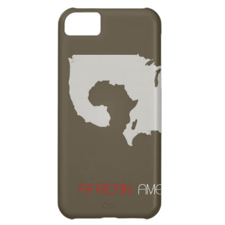African America Case For iPhone 5C