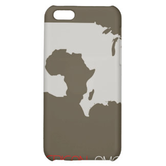African America Cover For iPhone 5C
