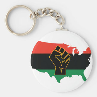 African American   Keychain