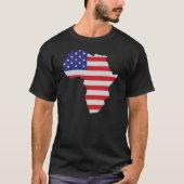African American Men's T-Shirt