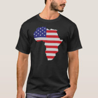 African American T-shirts