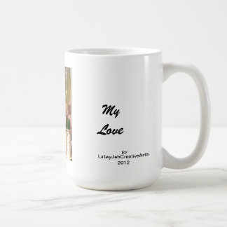 African American Anniversary Mug
