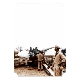 African American Artillerymen Card