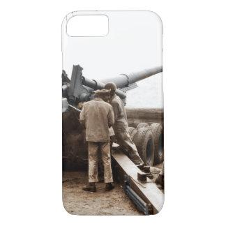 African American Artillerymen WWII iPhone 8/7 Case