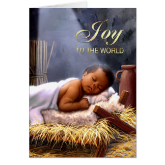 Religious African American Greeting Cards | Zazzle