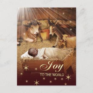 Baby Jesus Cards Zazzle